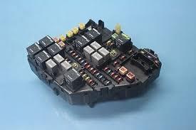 2003 cadillac cts 13 fuse box block relay panel used oem item information