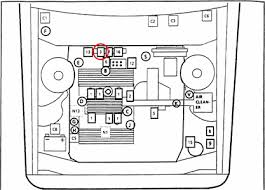 solved where is the fuel pump relay on a 1990 pontiac fixya here is the schematic for the relay use the wire colors below to identify the fuel pump relay
