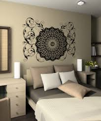 Small Picture Vinyl Wall Decal Sticker Arabic Flower Circle Design OSAA347B