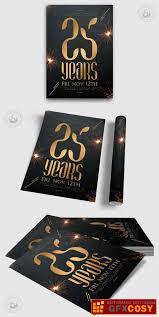 Birthday Anniversary Flyer Template 3514838 Free Download
