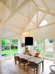 dining room designer furniture exclussive high:  high ceiling dining room design photos