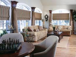 traditional living room window treatments. Delighful Room Living Room Window Treatments Traditional  Dressing Ideas Intended N