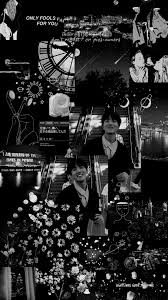 Jhope Black Aesthetic (Page 1) - Line ...