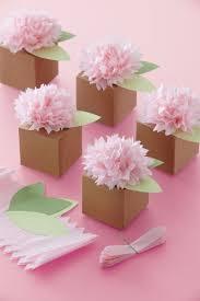 Tissue Paper Flower Ideas Pom Poms And Luminarias Tissue Paper Flowers Crafts