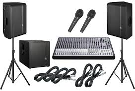 buying guide how to choose the right pa system the hub