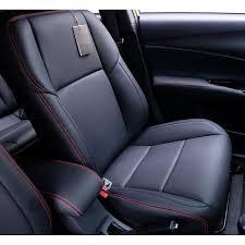 innova crysta nappa leather seat