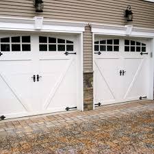 Top 10 Types of Carriage Garage Doors - Ward Log Homes