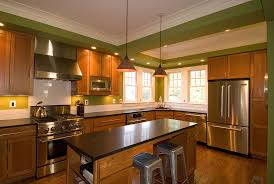 Craftsman Bungalow Style Kitchens