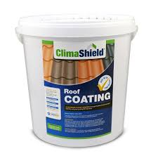 sample available climashield roof coating makes old roof tiles look like new 20 litres