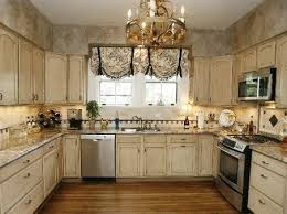 painted kitchen cabinets vintage cream: something like this this is my ideal cabinet color and my