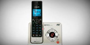 review of vtech ls6425 3 expandable cordless phone with answering system