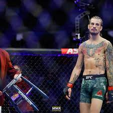 Sean O'Malley criticizes the UFC ...