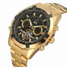 jargar classic custom best watches for men automatic genuine full steel best gold watches for men whole s dress wristwatches forsining watch company limited