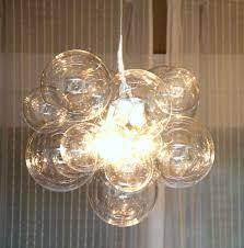 Bubble light chandelier Glass Bubble Bubble Light Chandelier Glass Bubble Pendant Light Diy Bubble Light Chandelier Nepinetworkorg Bubble Light Chandelier Meinievesclub
