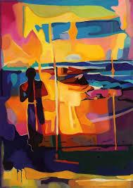 artist francisco rodon puerto rican title puedo retornar al crepusculo y la noche dimensions 49 0 in x 35 0 in um serigraph on linen artist