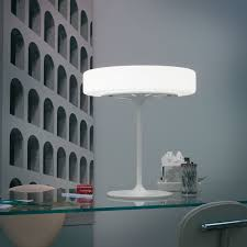 Small Bedroom Table Lamps Modern Bedside Table Lamps For Reading On Rectangle Glass Table