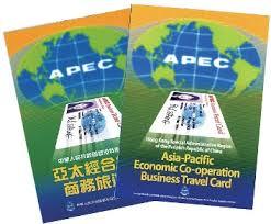 Us Permanently Authorizes Apec Business Travel Card Amcham Taipei