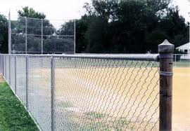 chain link fence installation. Wonderful Chain California Chain Link Fence In Installation