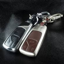 2018 audi key fob cover. contemporary key zinc alloyleather car key fob cover case skin shell set bag for audi a4 b9  q5 q7 tt tts 8s 2016 2017 remote keyless protected inside 2018 audi o