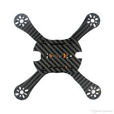 2018 F21890 Qwinout Q One 180 Mm Carbon Fiber Frame Kit X Shape Shatter  Resistant Design For Diy Micro Fpv Racing Quadcopter Drone Unassembled From  Jmtmodel ...