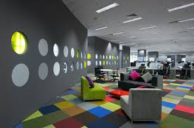 creative office. Creative Office Design By M Moser Associates | Interior Architecture A
