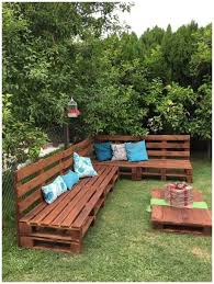 turning pallets into furniture. Easy Diy Pallet Patio Furniture And Couches Turning Pallets Into