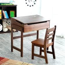 kids desk and chair desk chair set schoolhouse desk and chair set walnut kids desks at