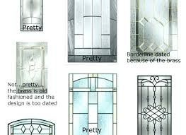 entry door glass replacement miraculous entry door windows front door glass replacement inserts etched glass entry