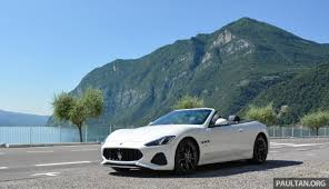 2018 maserati cabrio. unique cabrio few car brands in the world have as much heritage associated with its name  maserati founded by maserati brothers u2013 alfieri ettore  for 2018 maserati cabrio g