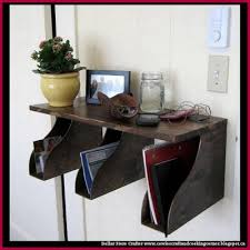 Magazine File Holder Dollar Store Dollar Store Crafter Turn Magazine Racks Into A Front Entrance 62