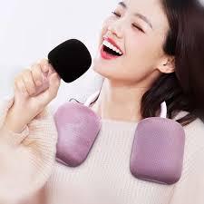 Xiaomi IK8 Bluetooth Không Dây Di Động Loa Đầu Ghi KTV Nhà Cầm Tay Micro  Hát Karaoke Loa Hộp Âm Thanh Loa|Míc