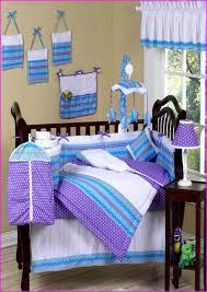 baby girl nursery bedding sets purple purple blue green jungle