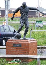 The Sporting Statues Project: Stan Mortensen: Blackpool FC, Bloomfield  Road, Blackpool, Lancashire