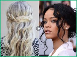 Coiffure Facile Cheveux Long Bouclés