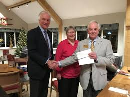 Bridport Rotary's fundraising initiative for hospital's cancer appeal  exceeds £60,000 | Bridport and Lyme Regis News