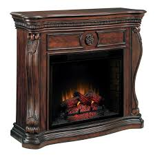 classicflame lexington 55inch electric wall mantel fireplace with