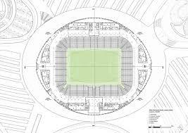 Stadium Planning Design Zaha Hadids Al Wakrah 2022 Fifa World Cup Stadium In Qatar