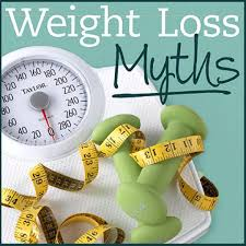 Image result for Top 10 Misconceptions About Weight Loss