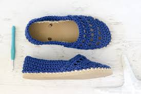 Crochet Shoe Pattern