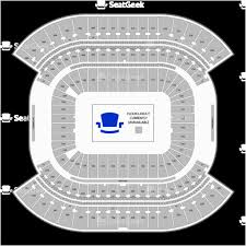 Titans Stadium Seating Chart Tennessee Titans Stadium Map Nissan Stadium Seating Chart