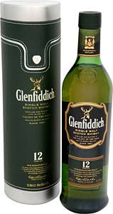 glenfiddich single malt whisky 12 years old