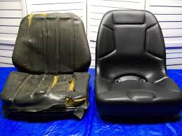 black seat for ford 1320 1520 1720 1920 2120 compact tractors new holland gb seat warehouse