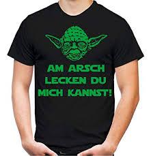 Yoda Spruch T Shirt Star Wars Lustige Darth Zitate Sith