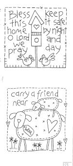 Sweet Sentiments For Doodling à La