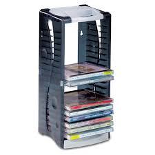 Купить Подставка для <b>CD</b>/<b>DVD BRAUBERG</b>, на 20 дисков ...
