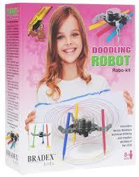 <b>Bradex Конструктор Робот</b>-художник