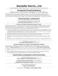 nursing resumes for new grads resume objective examples nursing airexpresscarrier com