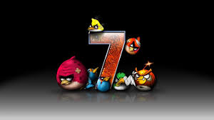 Wallpaper : illustration, cartoon, Windows 7, Angry Birds, games,  screenshot, computer wallpaper 1920x1080 - RaidyHD - 127039 - HD Wallpapers  - WallHere