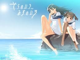 H anime Sora No Iro Mizu No Iro SubTh EP01 02 End