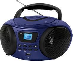 <b>Магнитола BBK BX170BT</b>, <b>Dark</b> Blue CD/MP3, цвет темно-синий ...